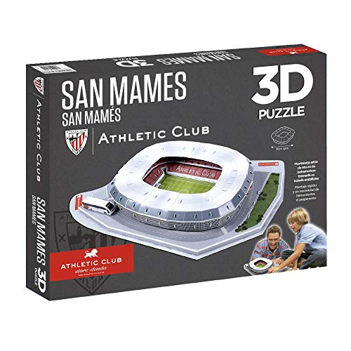 Athletic Club Bilbao Puzzle Estadio 3D San Mamés