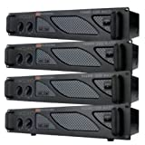 EMB Pro PA8400 Rack Mount Professional DJ Power Amplifier 4200W PA Band Club For HOME DJ KARAOKE ENTERTAINMENT