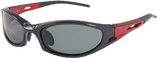 池田レンズ工業 サングラス UVカット 子供用 偏光 ケース付き IPL-301