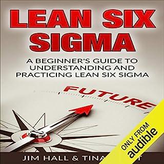 Lean Six Sigma audiobook cover art