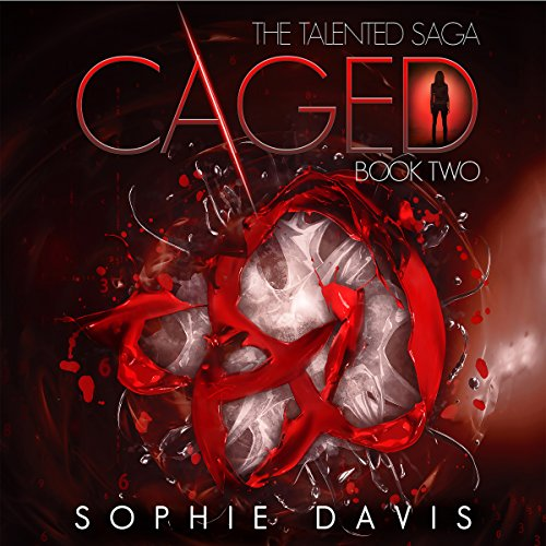 Caged (Talented Saga) cover art