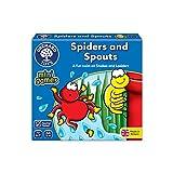 Orchard Toys Mini Juego de arañas y cañones