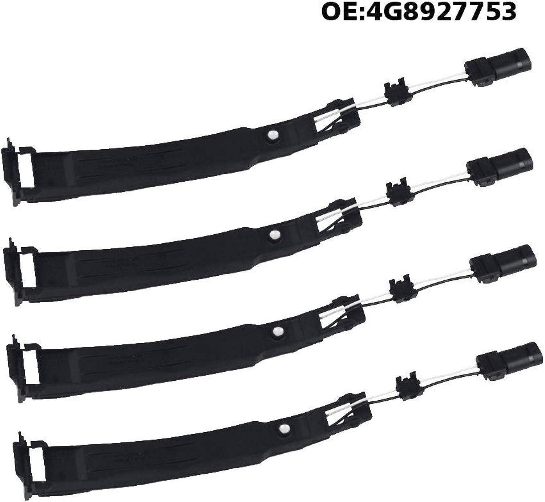 Cocas 4pcs lot Exterior Car Door Handle Sensor Pin Switch for Audi A4 A5 A6 A7 A8 Q5 4G8 927 753 4G8927753