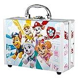 Paw Patrol Bath Fun Set - Badeartikel für Kinder im kleinen PawPatrol Koffer - Geschenkset -...