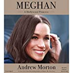 Meghan: A Hollywood Princess audiobook cover art