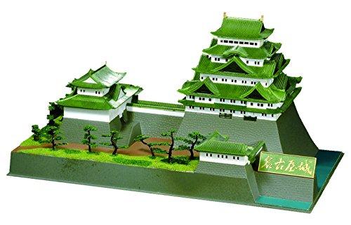 童友社 1/350 日本の名城 DXシリーズ 重要文化財 名古屋城 プラモデル DX3