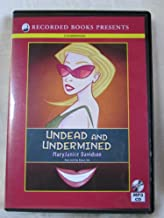 Undead and Undermined by Mary Janice Davidson Unabridged MP3 CD Audiobook (Drop Dead Funny Series... Vampire Queen Betsy T...