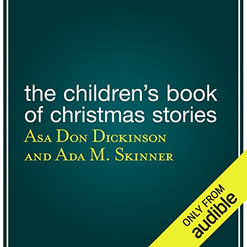 The Children's Book of Christmas Stories audiobook cover art