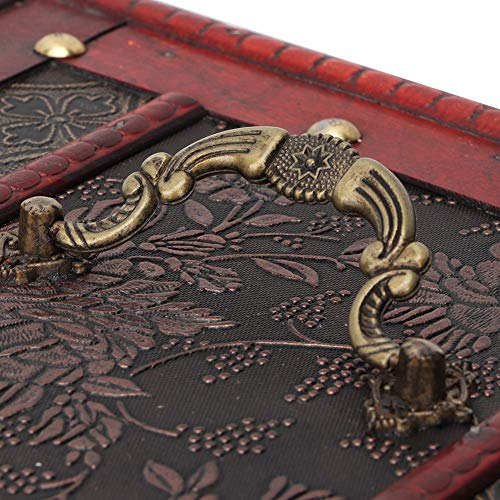 Tomantery Caja de Almacenamiento de baratijas Joyero Pendientes Elegantes multifuncionales Pulsera de Almacenamiento para Collar