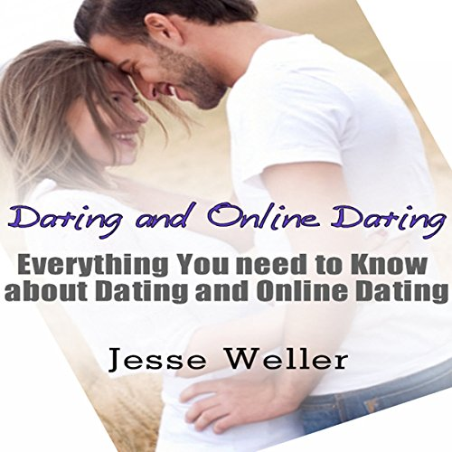 Dating and Online Dating audiobook cover art