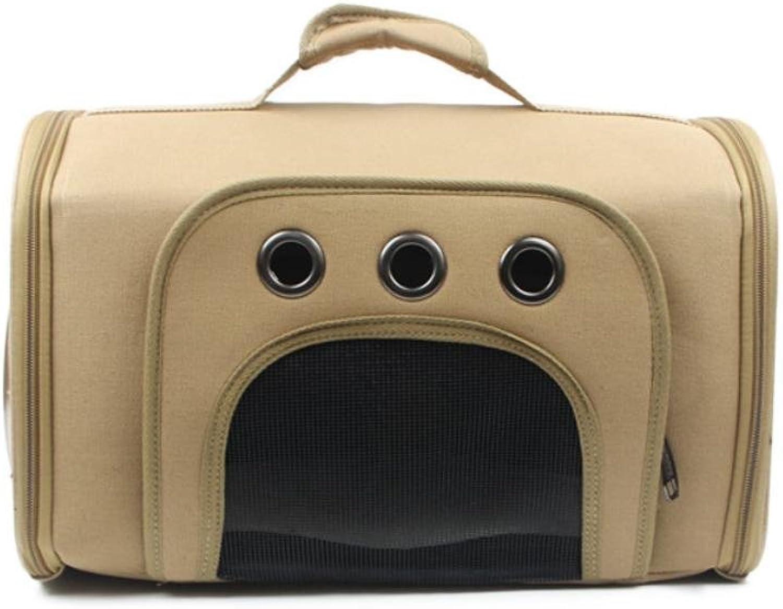 Astronaut Comfort Sporty Travel SoftSided Pet Carrier Handbag