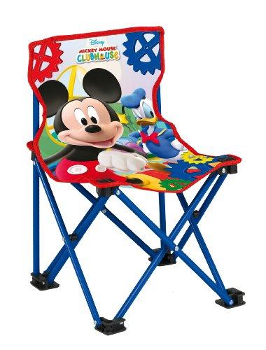 John Gmbh - 71011 - Jeu de Plein Air - Chaise Pliante Mickey