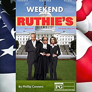Weekend at Ruthie's                   Written by:                                                                                                                                 Phillip Connors                               Narrated by:                                                                                                                                 Shannon Cusick                      Length: 1 hr and 44 mins     Not rated yet     Overall 0.0