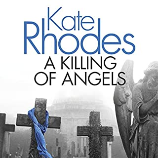 A Killing of Angels audiobook cover art