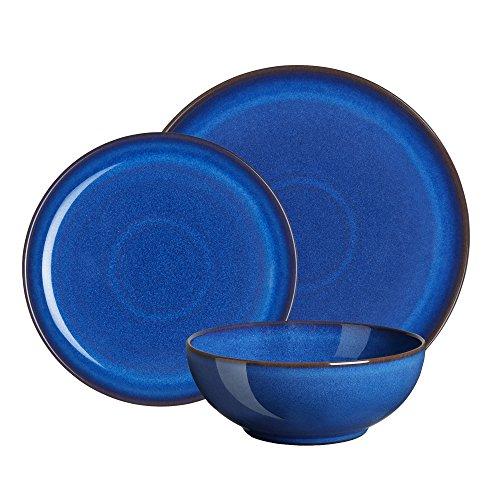 Denby 12-Piece Stoneware Imperia...
