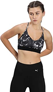 PUMA Women's Train Untmd Low Impact Bra Sports Bra