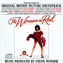 The Woman in Red by Stevie Wonder (2008-12-02)