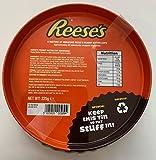 Reese's Burro di arachidi miniatura latte cioccolato regalo latta 225g