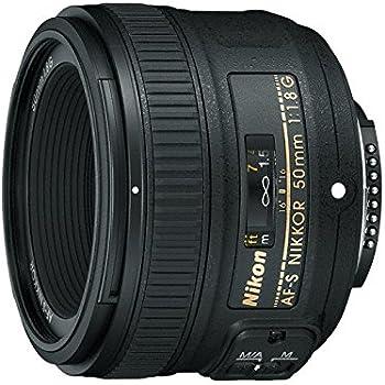 Nikon Objectif Nikkor AF-S 50 mm f/1,8G