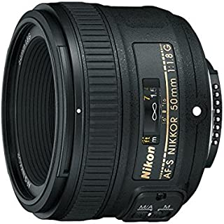 Nikon AF-S Nikkor 50 mm f/1.8G Prime Lens for Nikon DSLR Camera