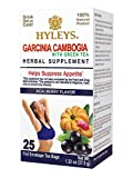 HYLEYS Tea 12 Pack of Wellness Garcinia Cambogia Green Tea Acai Berry - 25 Bags (100% Natural, Sugar Free, Gluten Free and Non GMO), Acai Berry, 300.0 Count