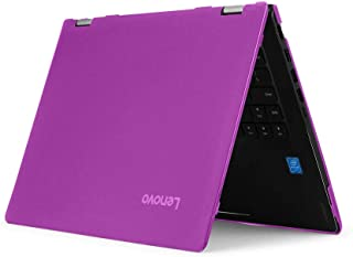 "mCover Hard Shell Case for 15.6"" Lenovo Yoga C740 (15) Series 2-in-1 Laptop (NOT Fitting Other Lenovo laptops) (Yoga_C740_15 Purple)"