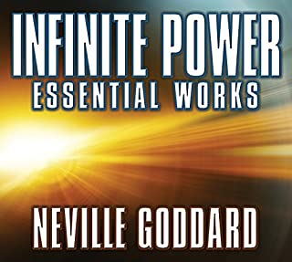 Infinite Power audiobook cover art