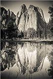 Poster 40 x 60 cm: Yosemite Nationalpark, Kalifornien von