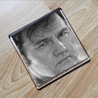DAVID MORRISSEY - Original Art Coaster #js001