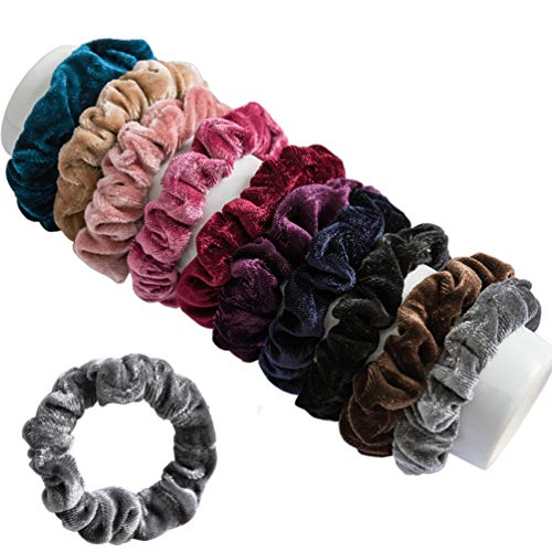 Velvet Scrunchies make easy Easter basket fillers for tween girls