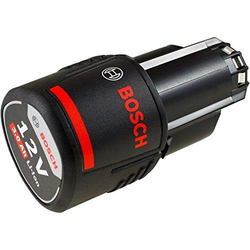 Bosch Powerakku GBA O-B Professional 12V 3,0Ah Original (10,8V und 12V kompatibel), 12V, Li-Ion