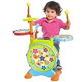 Lihgfw Kinder Drum Set Drum Toy ...