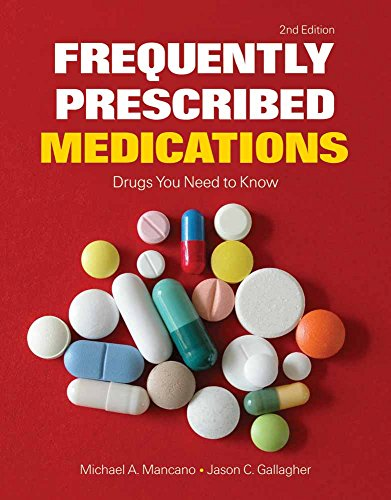 Frequently Prescribed Medications: Drugs You Need to Know: Drugs You Need to Know