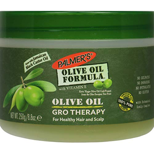 Palmer's Olive Oil Formula Gro Therapy for Healthy Hair and Scalp, 8.8 oz. (Pack of 2)