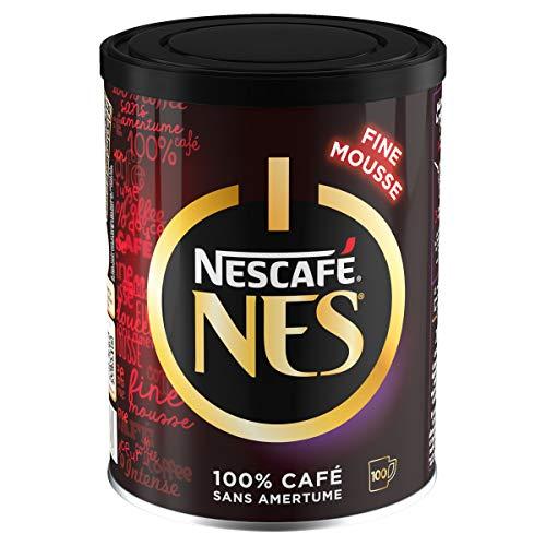 Nescafé NES, Café Soluble, boîte...