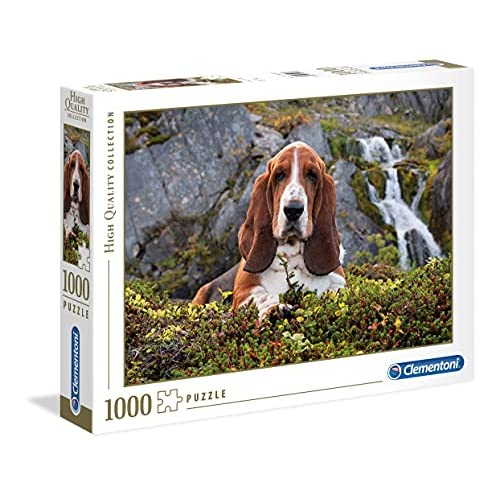 Clementoni - 39511 - High Quality Collection Puzzle - Charlie Brown - 1000 Pezzi - Made In Italy - Puzzle Adulto
