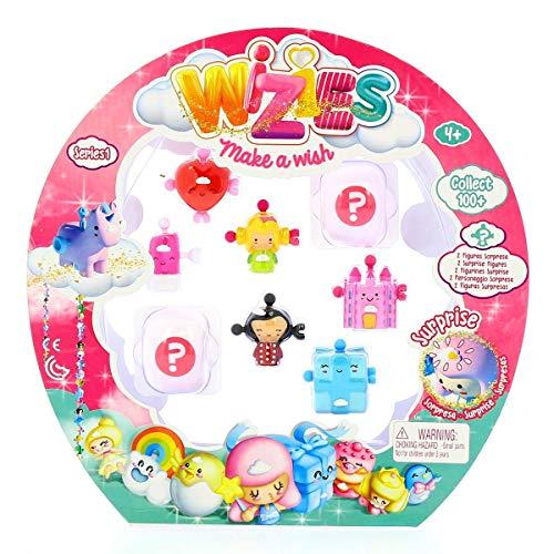 Famosa Wizies Pack 8 Figuras 700014293