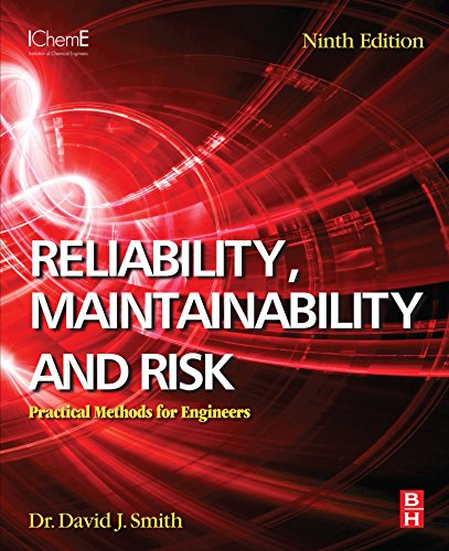Reliability, Maintainability and Risk: Practical Methods for Engineers (English Edition) de [David J. Smith]