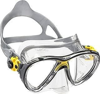 Cressi Big Eyes Evolution Crystal, black/yellow
