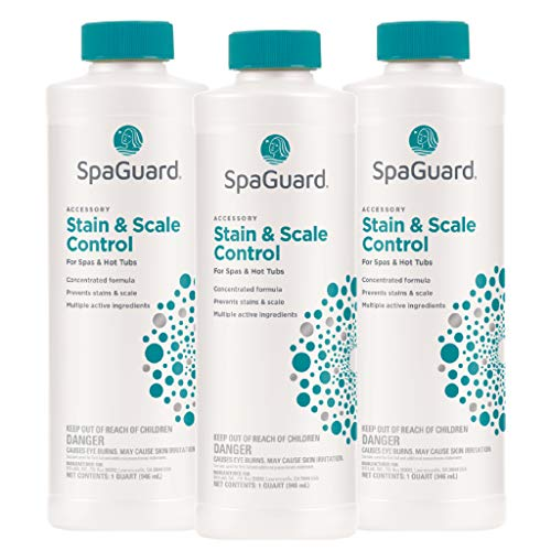 SpaGuard Stain and Scale Control (1 qt) (3 Pack)