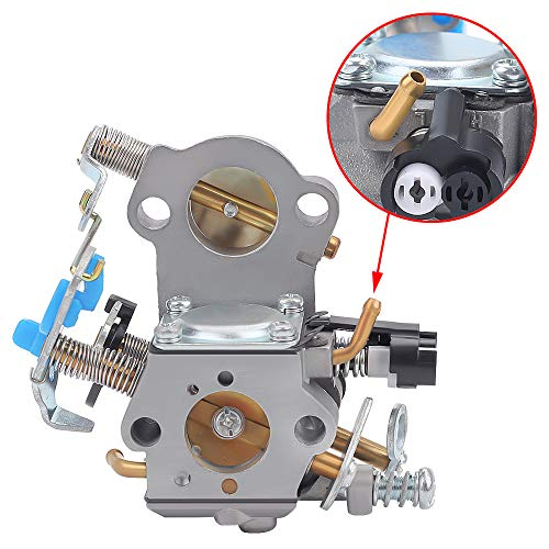 Harbot WTA-29 Carburetor with for 455 Rancher 455 E 460 461 Gas Chainsaw with Air Filter Tune up Kit