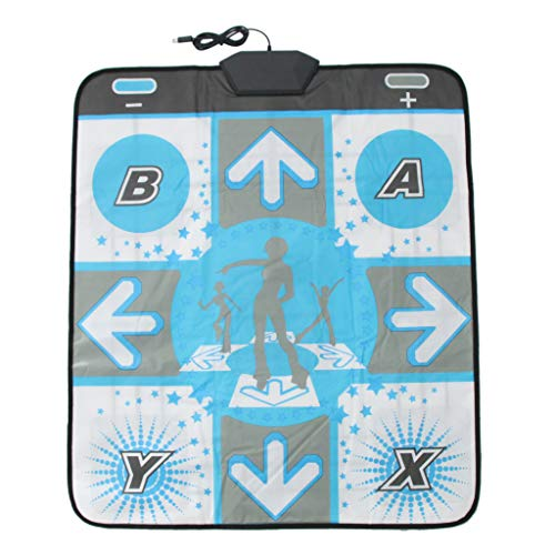 H HILABEE Anti Rutsch Tanzmatte Single Person Dancing Blanket Für Nintendo Wii Console