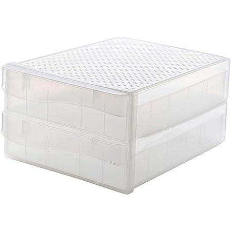 60 Grid Multi-Layer Large Capacity Egg Holder Egg Storage Container Household Egg Fresh Storage Box for Refrigerator