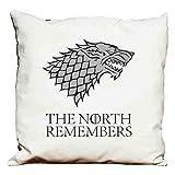 Cuscino The north remembers - il trono di spade