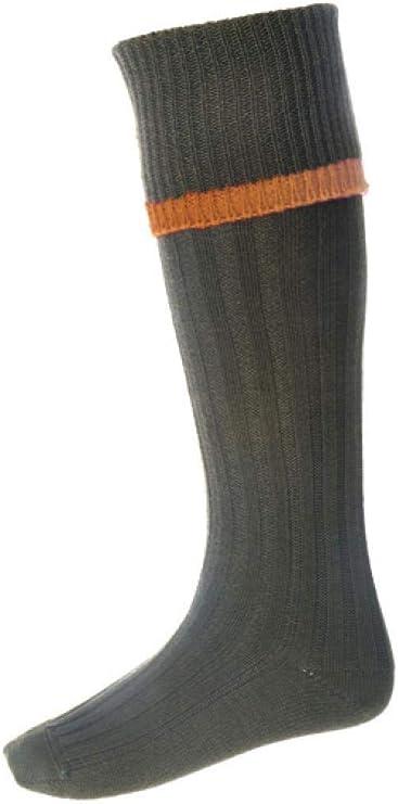 1920s Men's Underwear, Pajamas, Robes and Socks History Walker and Hawkes Mens Shooting Country Estate Field Socks & Garter Ties  AT vintagedancer.com