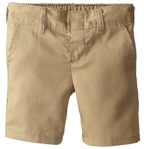 Dickies Little Boys' Toddler Pull-On Short, Khaki, 2T