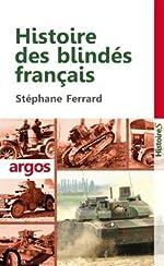 Histoire des blindés français de Stéphane Ferrard