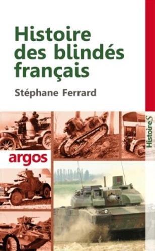 Histoire des blindés français
