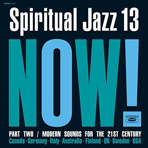 Spiritual Jazz 13 Now Pt 2 Various Artis [Vinilo]