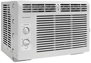 Frigidaire FFRA0511R1E 5 000 BTU 115V Window-Mounted Mini-Compact Air Conditioner with Mechanical Controls